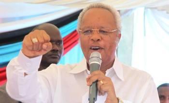 CHADEMA leader Edward Lowassa