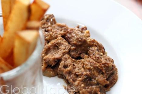 Belgian Beef Stew | Stoofvlees | Global Table Adventure