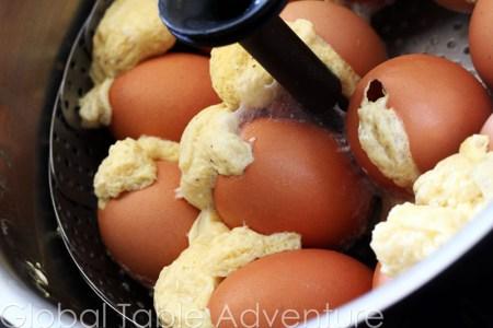 Cambodian Grilled Eggs Recipe — Dishmaps