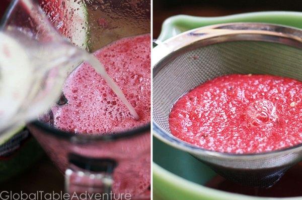 West-African Inspired Watermelon Lemonade   Global Table Adventure
