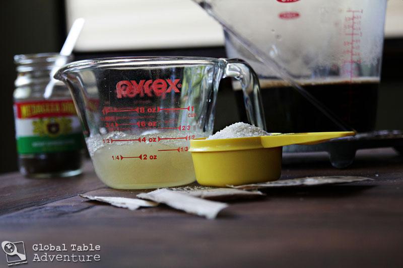 Espresso Jello with Evaporated Milk | Global Table Adventure