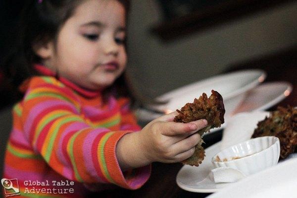 Crispy Potato Fritters | Gromperekichelcher | Global Table ...
