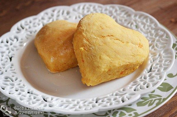 Sunrise Biscuits   Mbatata   Global Table Adventure