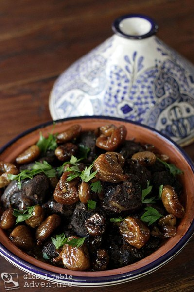 Moroccan Lamb Tagine with Sweet Honey Figs | Global Table ...