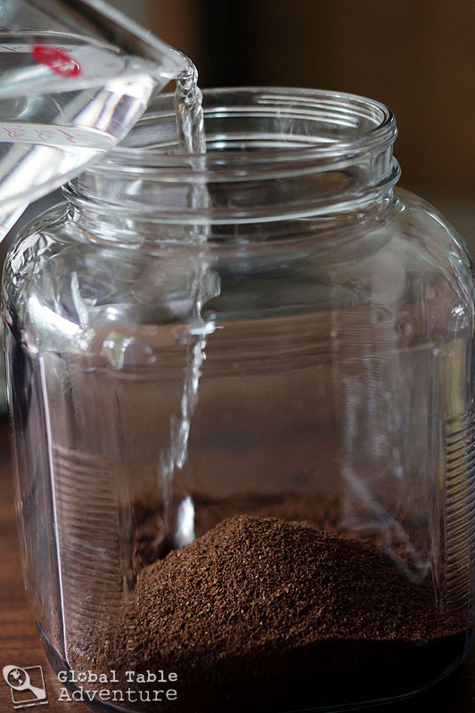 "Nauru's ""Recycled"" Iced Coffee | Global Table Adventure"