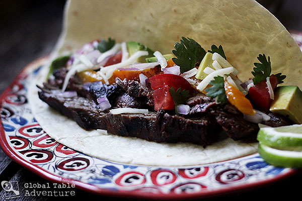 Carne Asada | 21 of the World's best grilled eats.