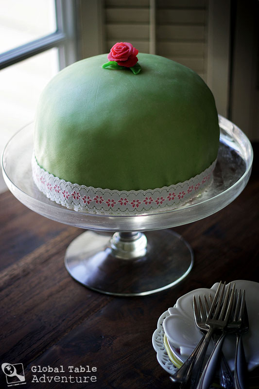 Swedish Princess Cake | Prinsesstårta