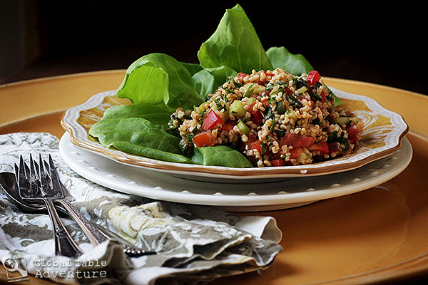Turkish tabbouleh | Kisir
