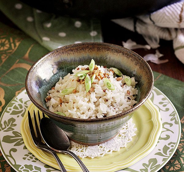 Filipino Garlic Rice