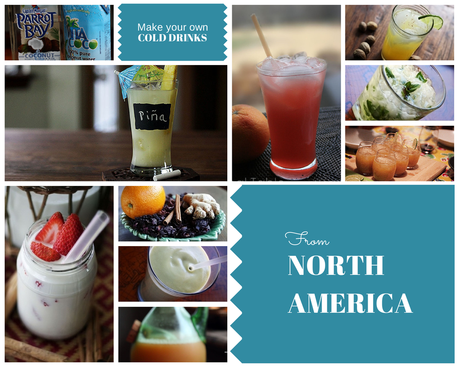 Celebrate Labor Day with 40 Cold Drinks from around the ...