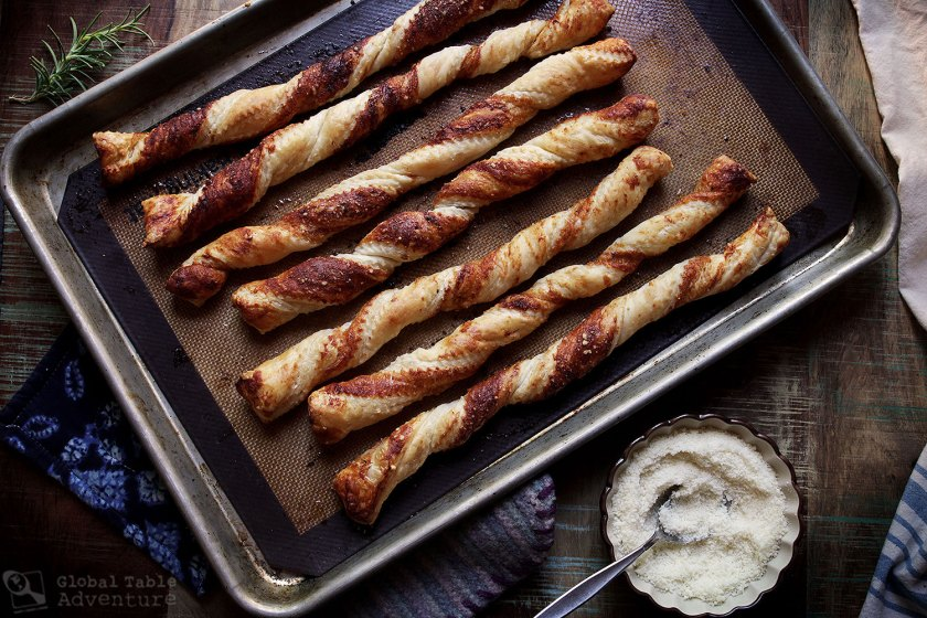 Australian Vegemite Breadsticks Recipe