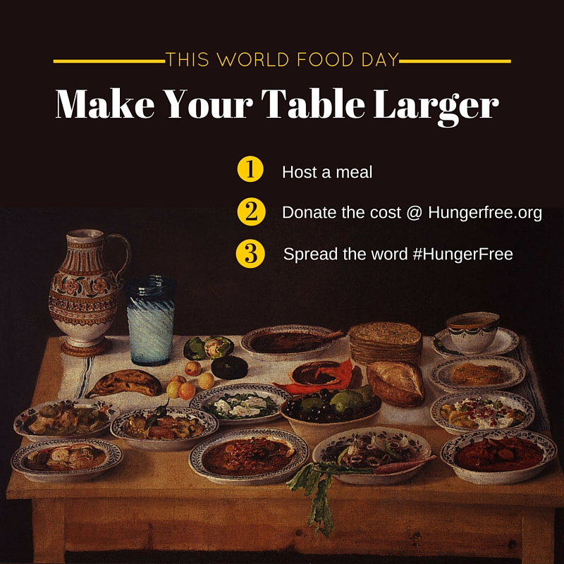 Make Your Table Larger