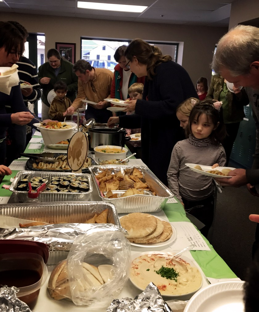 How schools can use Thanksgiving to celebrate diversity: Tips for hosting a Global Potluck