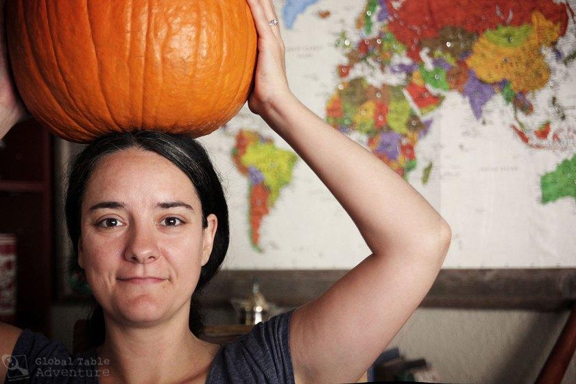 Argentine Beef Stew in a Pumpkin | Carbonada en Zapallo