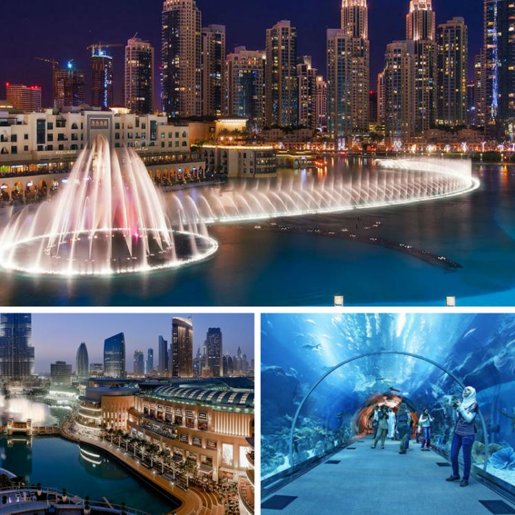 Dubai perch andare quando andare cosa vedere cosa for Dubai cosa vedere in un giorno
