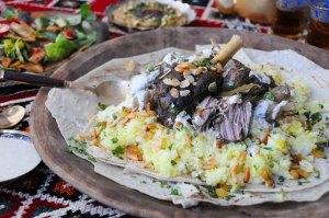 Giordania: Mansaf