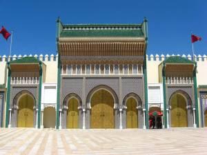 palazzo reale Dar-el-Makhzen