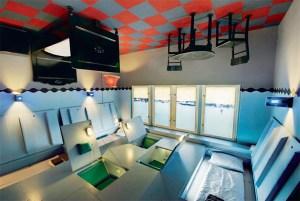 10 Hotel più strani del mondo: Propeller Island City