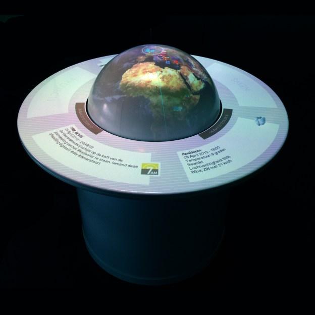 Globe4D-Ortec