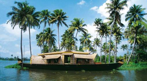 Family Beaches & Backwaters, Kerala