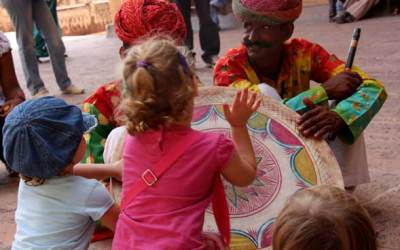India with Kids: Tips and Tricks for Navigating India with Kids