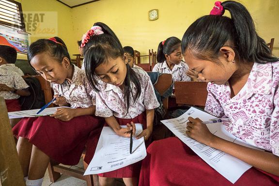 GLOBIO education outreach