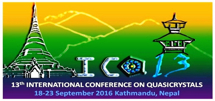 International conference on QuasiCrystals