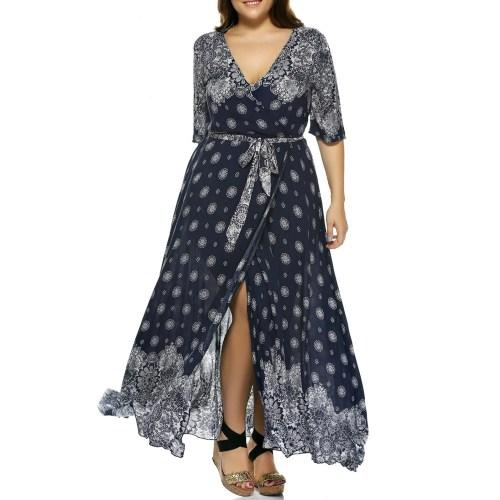 Medium Crop Of Plus Size Boho Dresses
