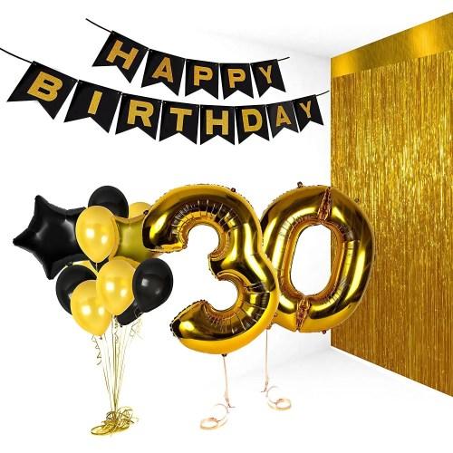 Medium Of 50th Birthday Decorations