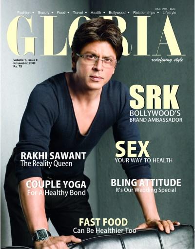 GLORIA – Fashion And Lifestyle Magazine November 2009 ...