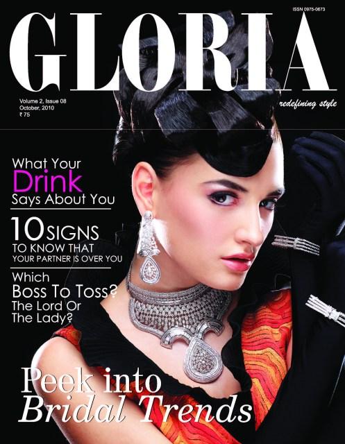 GLORIA – Fashion And Lifestyle Magazine October 2010 Issue ...