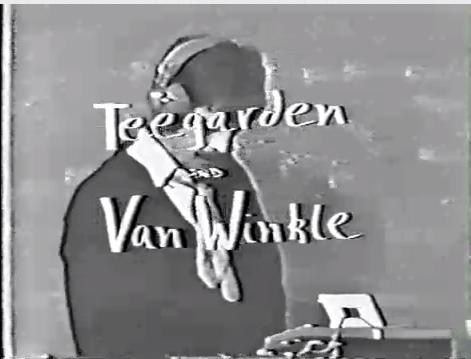 Teegarden and Vanwinkle Live on Detroit TV