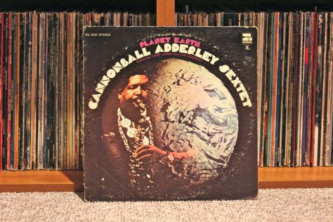 Cannonball Adderley Sextet - Planet Earth