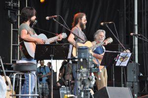 Weir, Robinson, Greene Trio at Summer Camp 2012