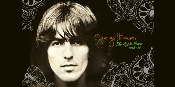 George Harrison's Apple Records Remastered, Re-released