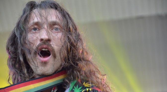 Photos: Gogol Bordello at Lollapalooza 2015