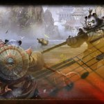 Mists of Pandaria Soundtrack Art