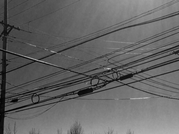 wires crossed