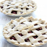 Fresh Cherry Pie Recipe