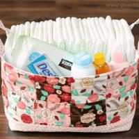 DIY Fabric Baskets