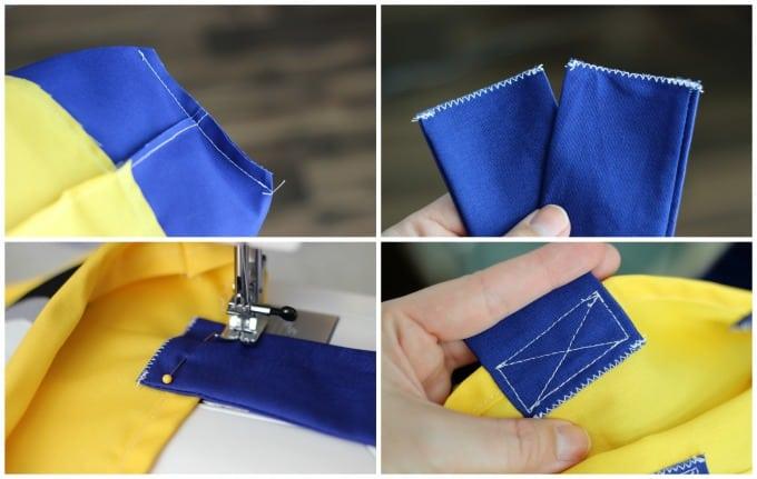 Summer Minion Tote Bag Tutorial