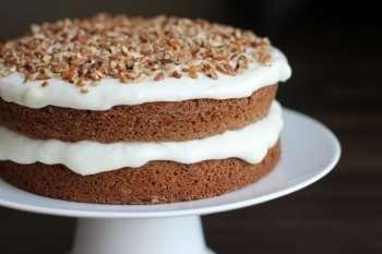 Moist & Delicious Carrot Cake