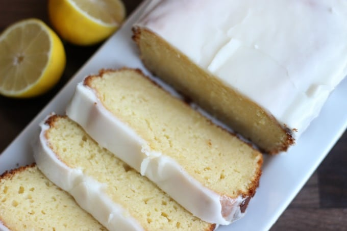 Sour Cream Lemon Loaf