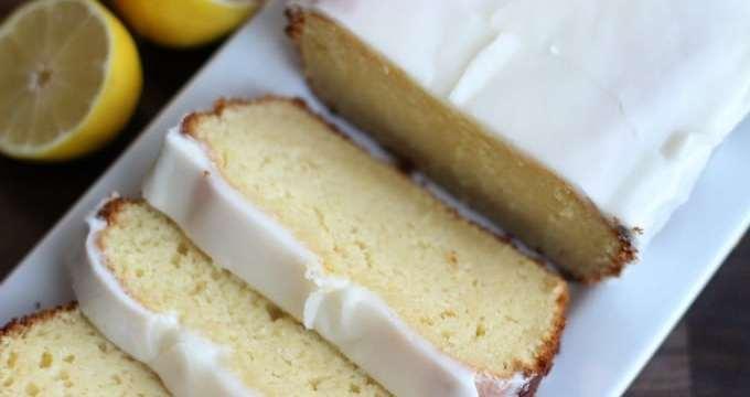 Sour Cream Lemon Loaf