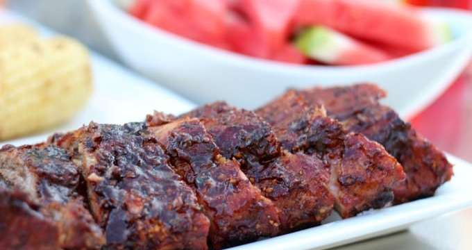 How to Grill Perfect Pork Ribs