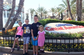 A Birthday Experience at Great America
