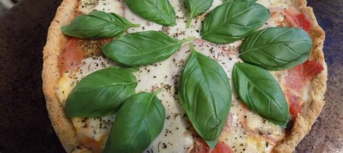 Simple Mills gluten free pizza crust