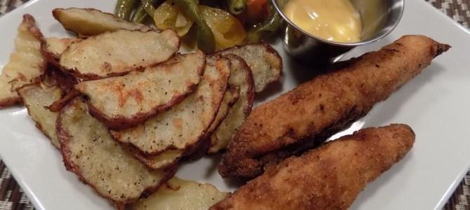 Gluten free chicken strips or nuggets