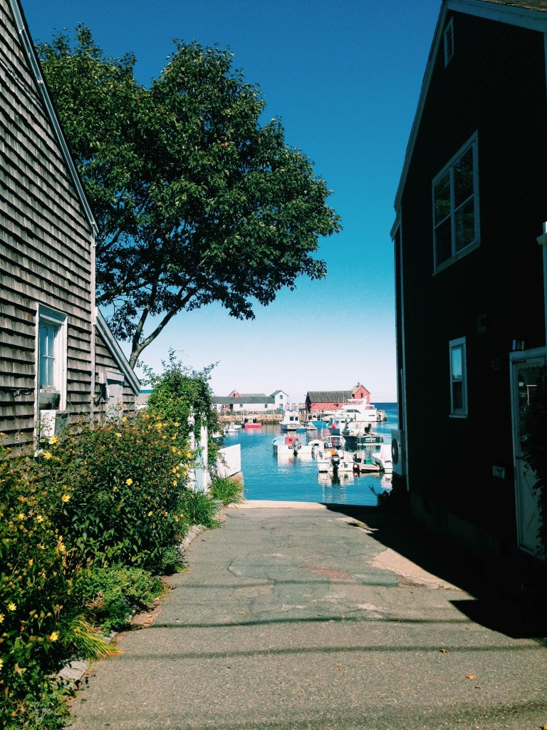 Boston- Rockport