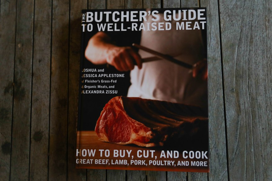 chef books- butcher